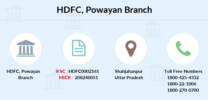 Hdfc-bank Powayan branch