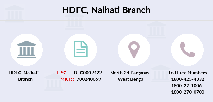 Hdfc-bank Naihati branch