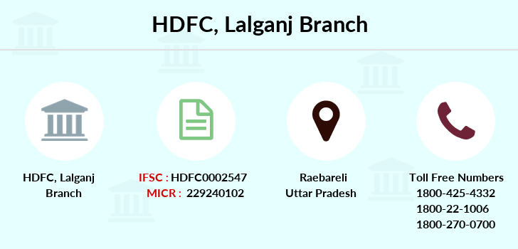 Hdfc-bank Lalganj branch