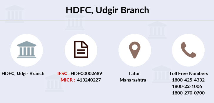 Hdfc-bank Udgir branch