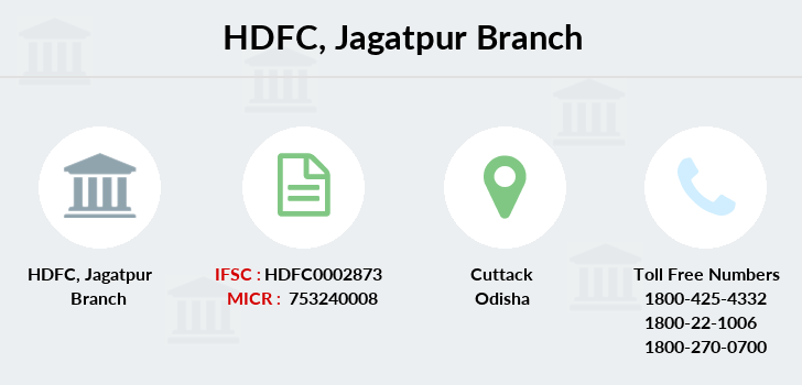 Hdfc-bank Jagatpur branch