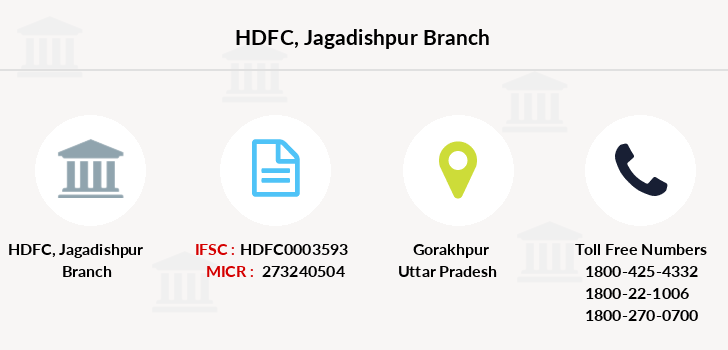 Hdfc-bank Jagadishpur branch
