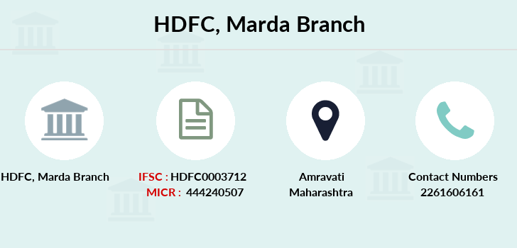 Hdfc-bank Marda branch
