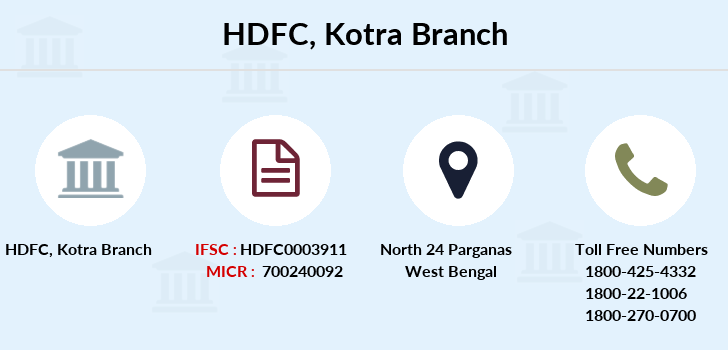 Hdfc-bank Kotra branch