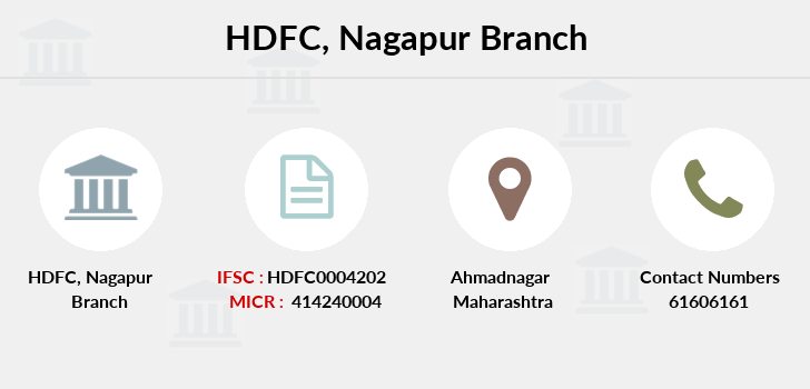 Hdfc-bank Nagapur branch