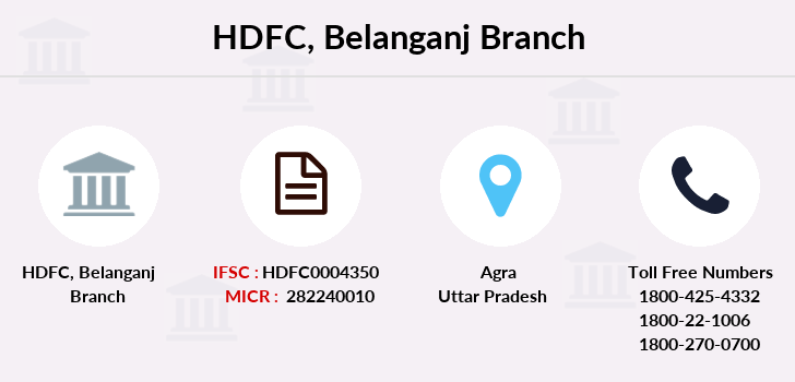 Hdfc-bank Belanganj branch