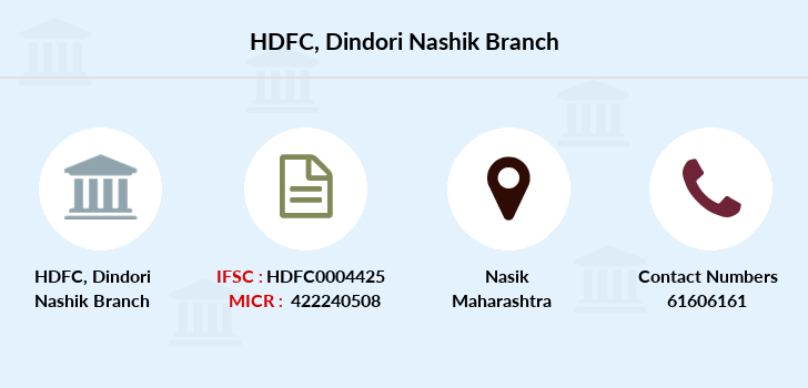 Hdfc-bank Dindori-nashik branch