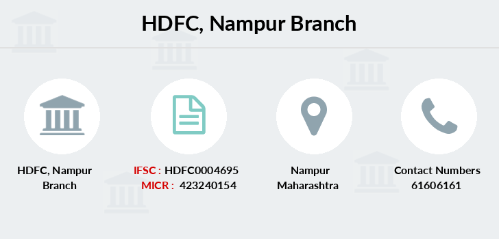 Hdfc-bank Nampur branch