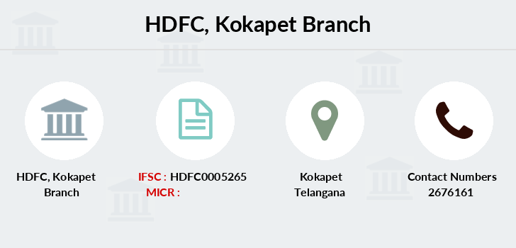 Hdfc-bank Kokapet branch