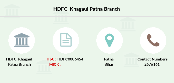 Hdfc-bank Khagaul-patna branch