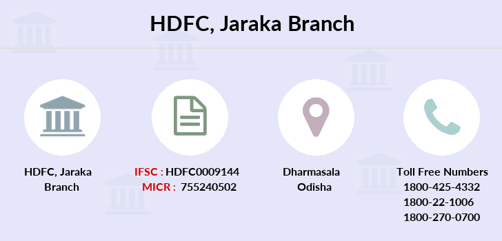 Hdfc-bank Jaraka branch