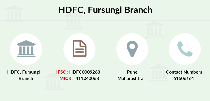 Hdfc-bank Fursungi branch
