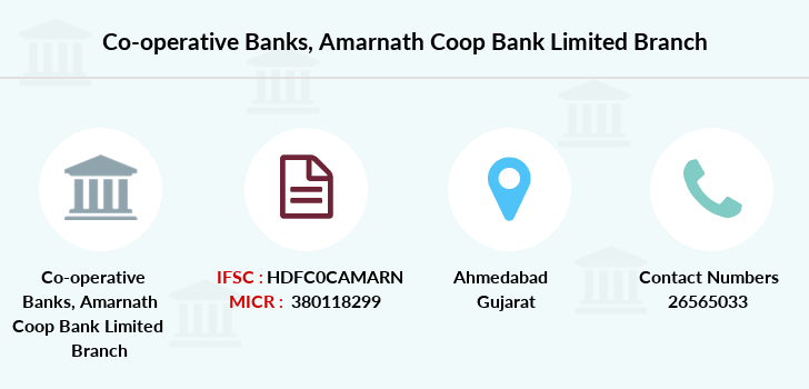 Co-operative-banks Amarnath-coop-bank-limited branch