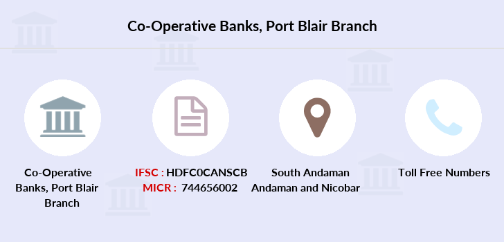 Co-operative-banks Port-blair branch