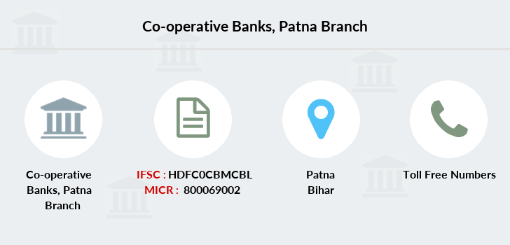Co-operative-banks Patna branch