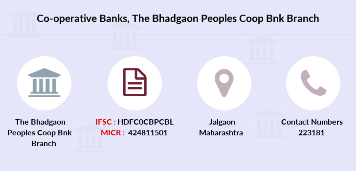 Co-operative-banks The-bhadgaon-peoples-coop-bnk branch
