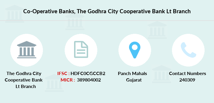 Co-operative-banks The-godhra-city-cooperative-bank-lt branch