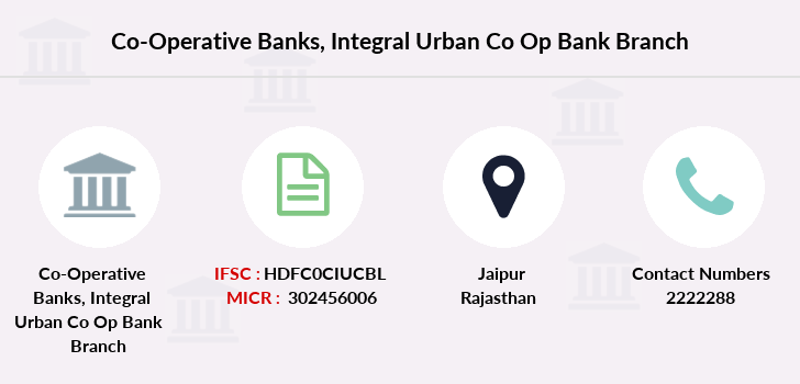 Co-operative-banks Integral-urban-co-op-bank branch