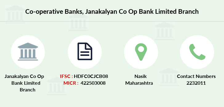Co-operative-banks Janakalyan-co-op-bank-limited branch