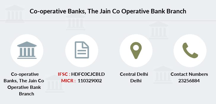Co-operative-banks The-jain-co-operative-bank branch