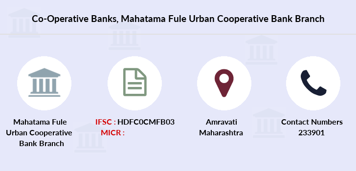 Co-operative-banks Mahatama-fule-urban-cooperative-bank branch