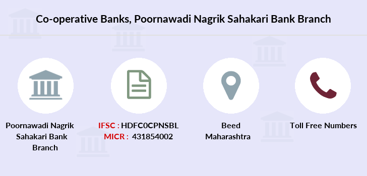 Co-operative-banks Poornawadi-nagrik-sahakari-bank branch