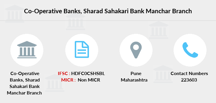 Co-operative-banks Sharad-sahakari-bank-manchar branch