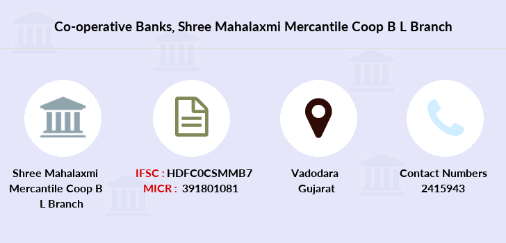 Co-operative-banks Shree-mahalaxmi-mercantile-coop-b-l branch