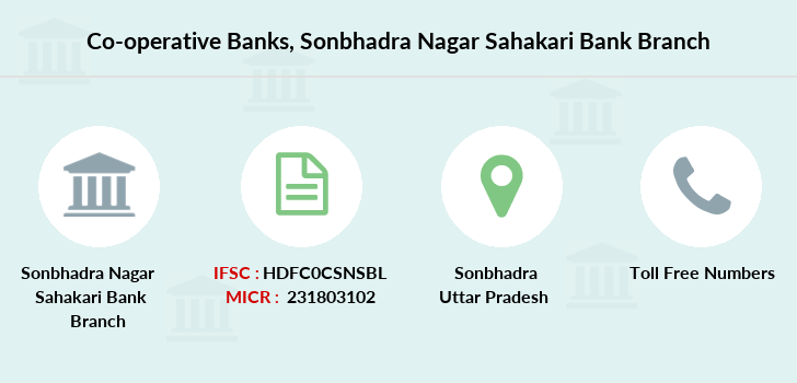 Co-operative-banks Sonbhadra-nagar-sahakari-bank branch