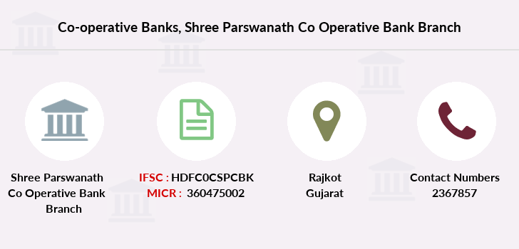 Co-operative-banks Shree-parswanath-co-operative-bank branch