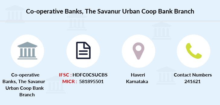 Co-operative-banks The-savanur-urban-coop-bank branch