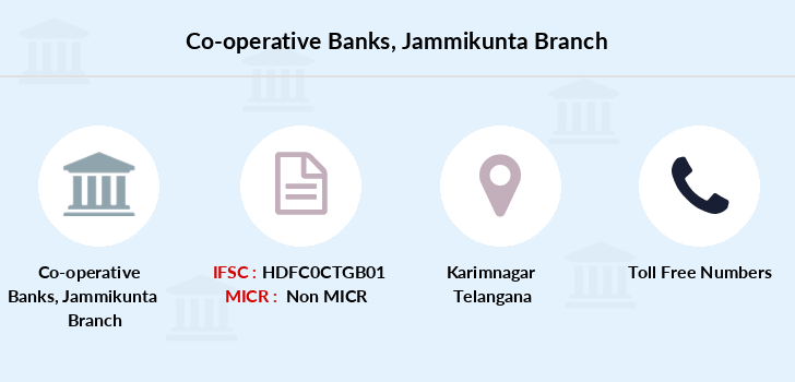 Co-operative-banks Jammikunta branch