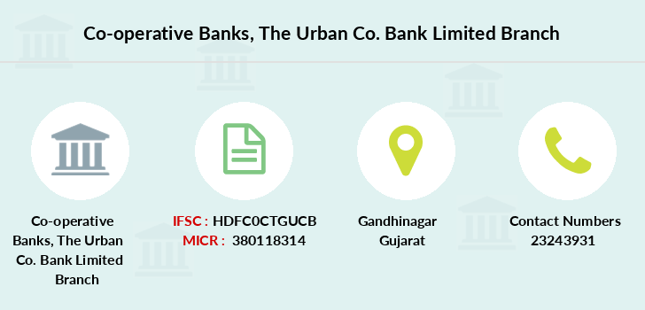Co-operative-banks The-urban-co-bank-limited branch