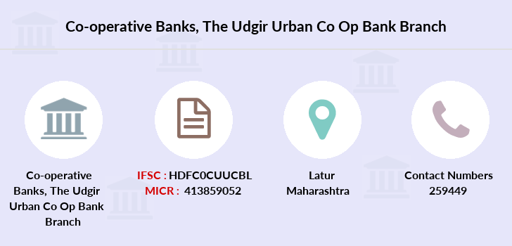 Co-operative-banks The-udgir-urban-co-op-bank branch