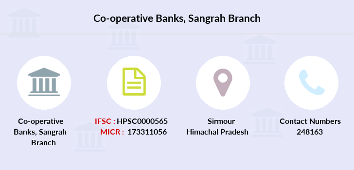 Co-operative-banks Sangrah branch