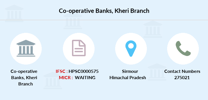 Co-operative-banks Kheri branch