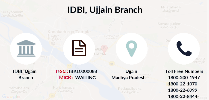 Idbi-bank Ujjain branch