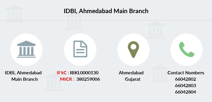 Idbi-bank Ahmedabad-main branch