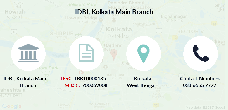 Idbi-bank Kolkata-main branch