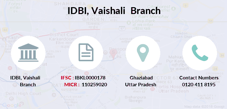 Idbi-bank Vaishali branch