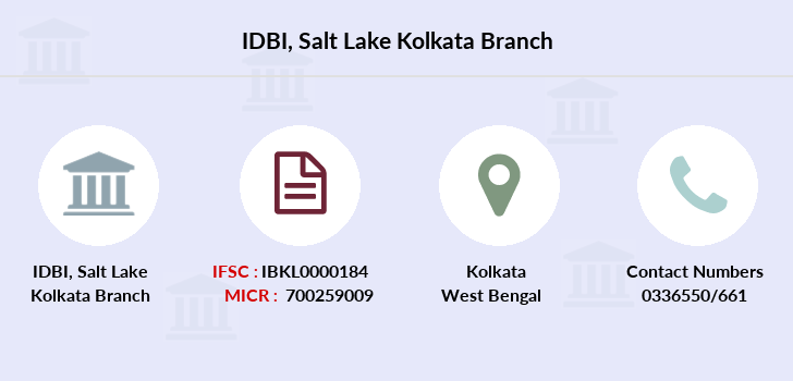 Idbi-bank Salt-lake-kolkata branch