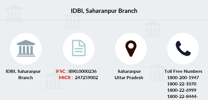 Idbi-bank Saharanpur branch