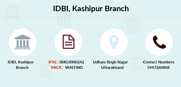 Idbi-bank Kashipur branch