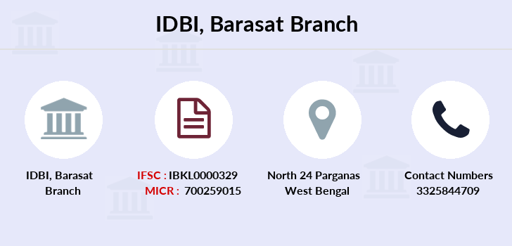 Idbi-bank Barasat branch