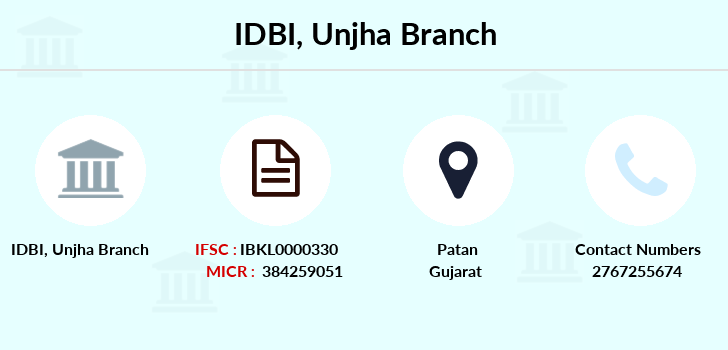 Idbi-bank Unjha branch