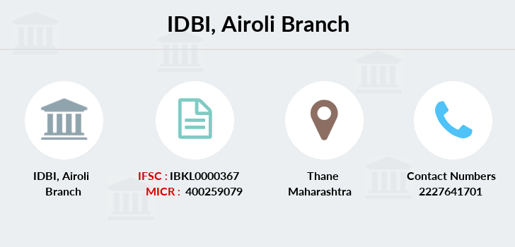 Idbi-bank Airoli branch