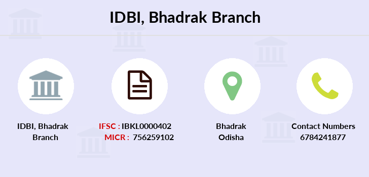 Idbi-bank Bhadrak branch