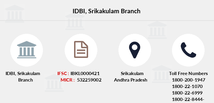 Idbi-bank Srikakulam branch