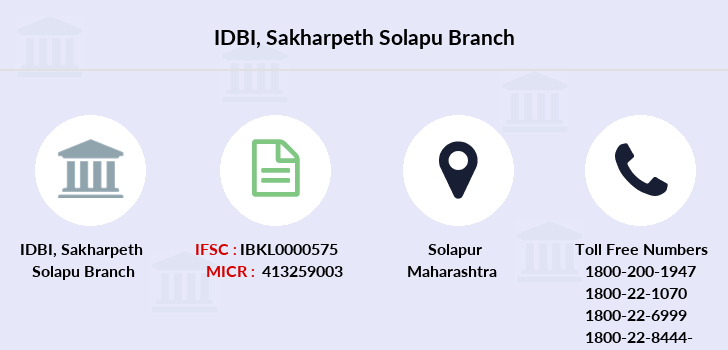 Idbi-bank Sakharpeth-solapu branch