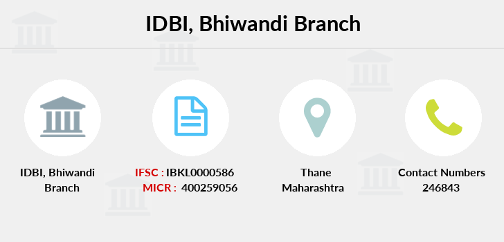 Idbi-bank Bhiwandi branch